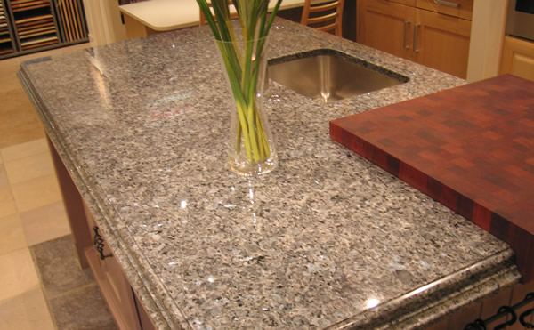 The different kinds of kitchen worktops - Surrey Marble and Granite
