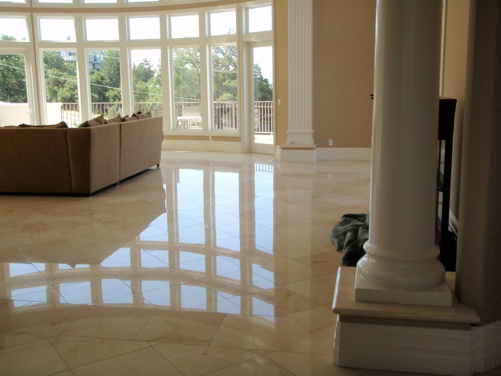 Homes With Marble Floors : Marble floor polising surrey granite