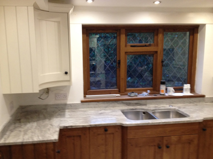 Surrey Marble & Granite Kitchen Worktops - Silestone kitchen worktops