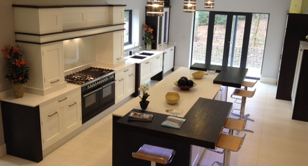 surrey marble and granite kitchen project