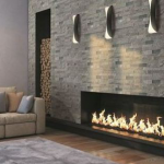 How to create a feature wall using stone
