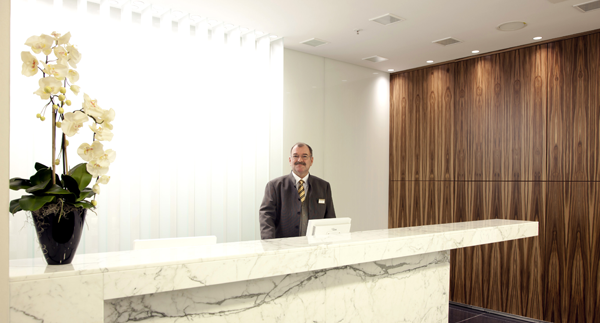 Transform your reception – the face of your business