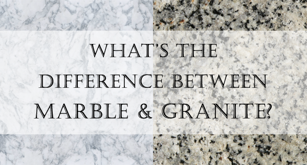 What 39 S The Difference Between Marble And Granite Surrey