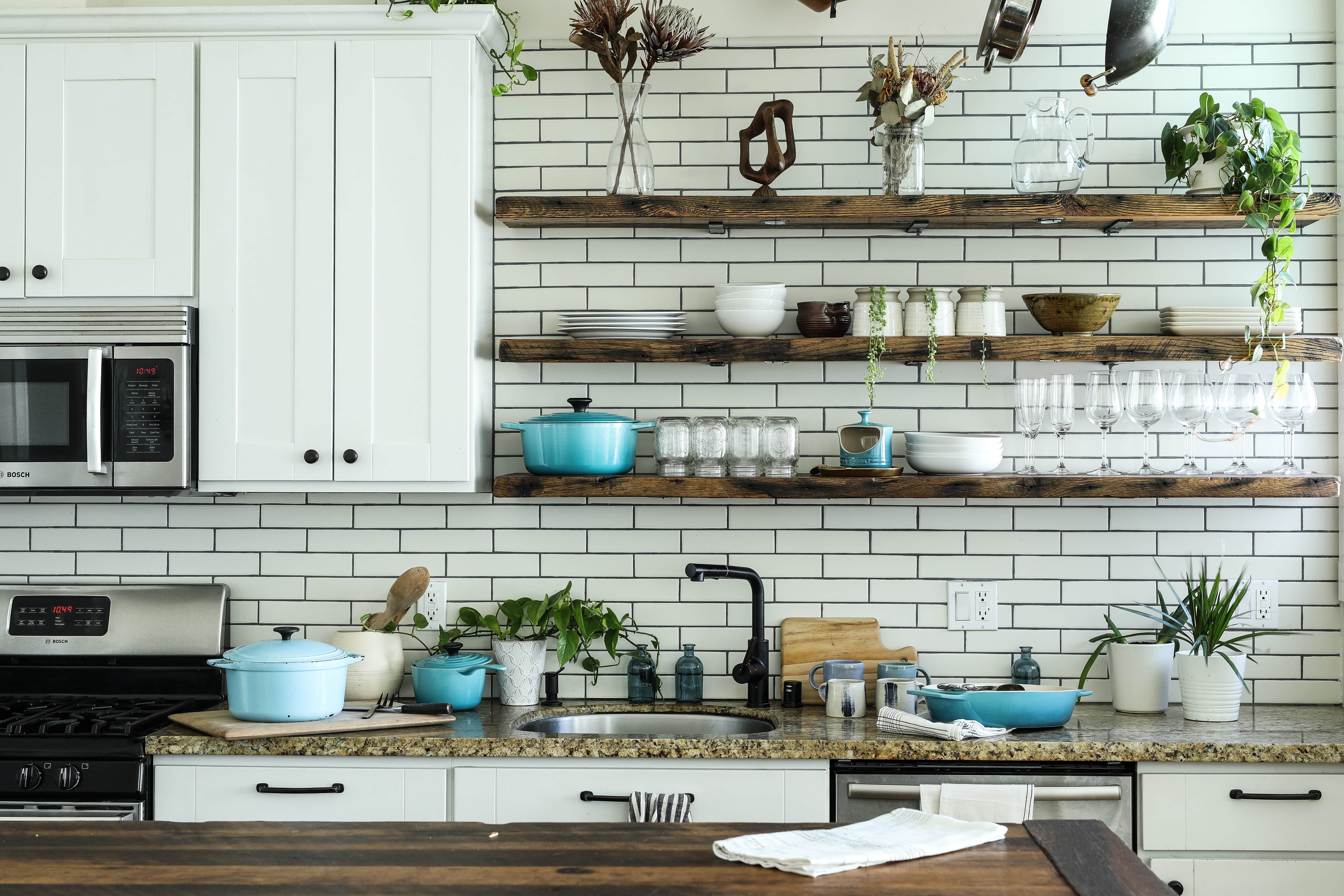 Popular kitchen worktop trends 2017