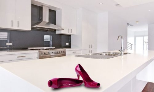 Radianz Quartz Kitchen