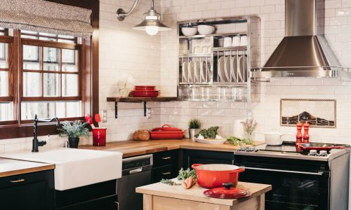 Kitchen colour trends 2019