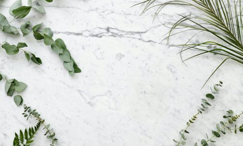 How to clean marble bathroom tiles