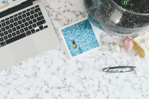 How to remove stains from marble worktops